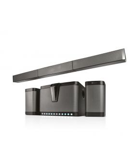 Klip Xtreme KSB-500 5.1 Surround Soundbar Bluetooth® Compatible System