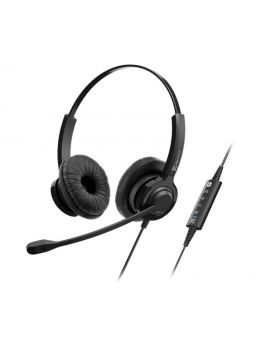 Klip Xtreme VoxPro-S Stereo business headset with USB interface