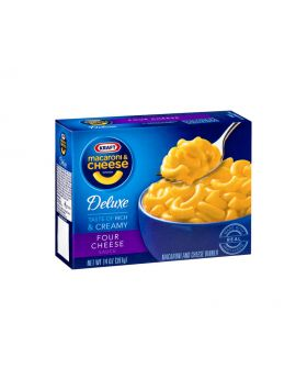 Kraft Macaroni and Cheese Delux 397g