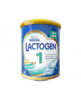 LACTOGEN 1 Gentle Start Infant Formula Powder 400g Canister
