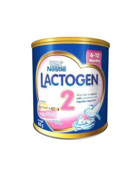 LACTOGEN 2 Gentle Plus Infant Formula Powder 400g Canister