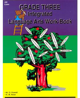 Grade 3 Integrated Language Arts Workbook