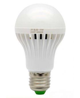 E27 LEDs SMD 5730 Voice Control LED Lamp