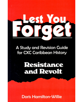 Lest You Forget - Resistance & Revolt
