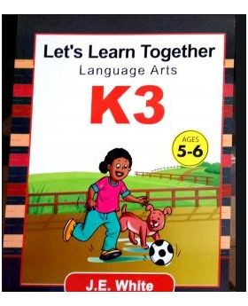 Let's Learn Together Language Arts K3 (Age 5-6)