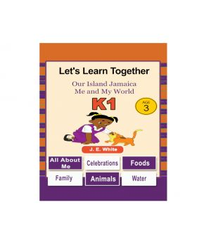 Let's Learn Together: Me and My World Kindergarten 1