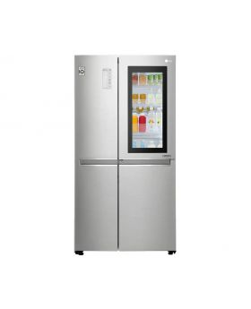 LG LS65MXN InstaView ™ Door in Door ™ 24 Cu. Ft. Refrigerator, with Inverter Linear Compressor Motor 626 Litres Capacity