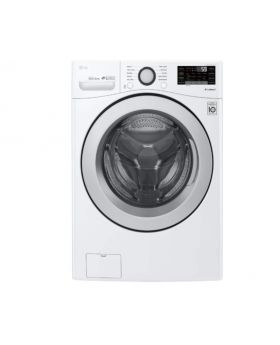 LG WM3500CW 4.5 Cu.Ft./20 Kg Ultra Large Smart wi-fi Enabled Front Load Washer