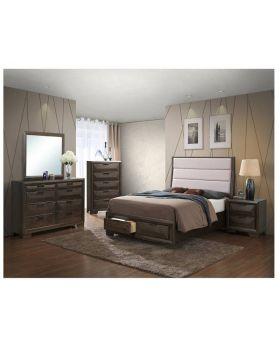 Chicago Queen Size Bedroom Set
