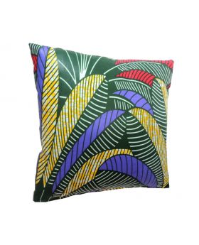 Lilibit Creations Craft Cushions – Eye-Catching Colors and Pattern, Cotton Fabric, Two-toned Back Panel, Will Add Interest to Your Living Space