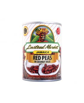Linstead Market Red Peas in Coconut Milk 13oz