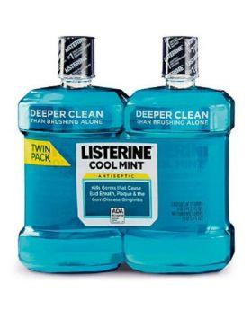 Listerine Cool Mint 2 x 1.5L