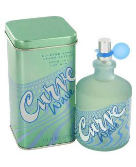 """Liz Claiborne """"Curve Wave"""" 4.2 Eau De Toilette Sp Men"""