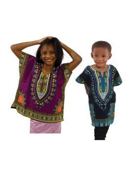 Lovely Children's Traditional Dashiki