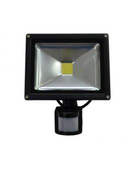 LUMINUZ LED 20w Flood Light with Sensor