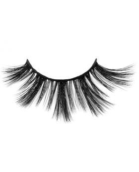 3D Mink Eyelashes Fluffy Soft Wispy Handmade False Eyelashes Dramatic Luxurious Soft for Women Bold (M06)
