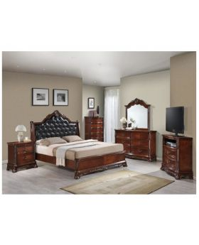 Marco Polo 5 Piece Queen Size Bedroom Set