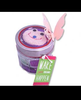 Stay-Cay Mason Jar Spa Kit