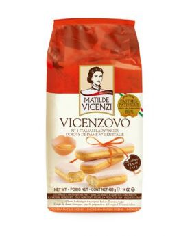 Matilde Vicenzi Vicenzovo Lady Finger Pastry 14 Oz.