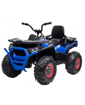 Electric ATV Bike Blue