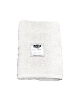 Member's Selection Luxury Bath Towel in White