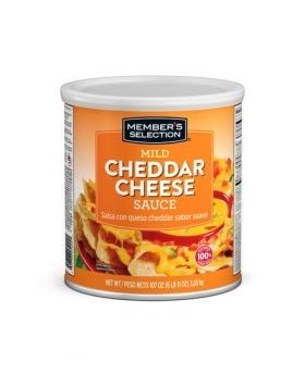 Member's Selection Mild Cheddar Cheese Sauce 6 Lbs