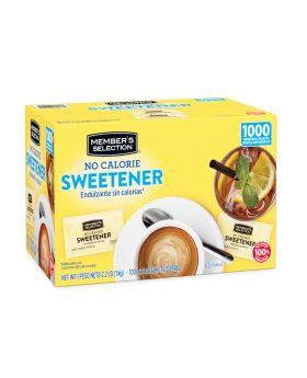Member's Selection Sweetener 1000 Packets