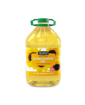 Members Selection Sunflower Oil 5 Liters