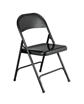 Metal Folding Chair- Assorted
