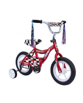 "Micargi 12"" Bicycle, Red"