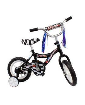 """Micargi Black 12"""" Bicycle"""