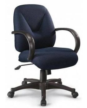 Mid-Back Executive Chair-B106-A01 angled right