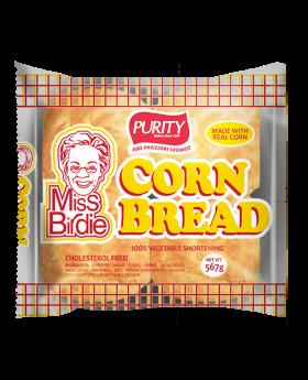 Miss Birdie Corn Bread 4 Pack 567g