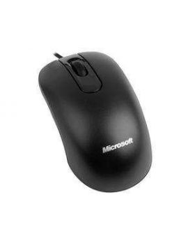 MS Wired Optical Mouse 200 For Business Black USB