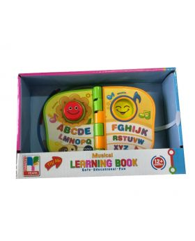 Musical Learning Book