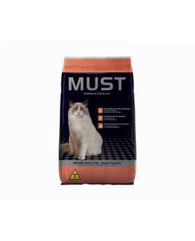 Must Cat Food 10.1kg Salmon Flavor
