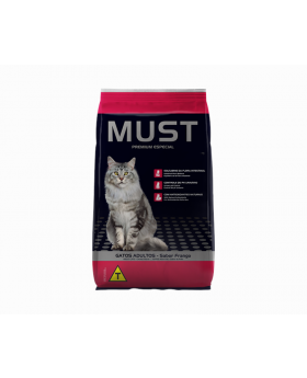 Must Cat Food 3kg
