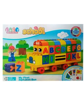My First Alphabet Bus