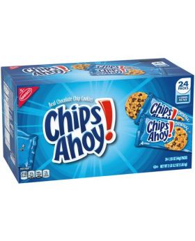 Nabisco Chips Ahoy 1.55 Oz. 24 Pack