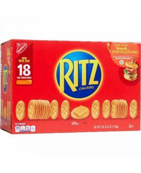 Nabisco Ritz Crackers 13.65 Oz. 18 Pack