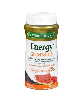 Nature's Bounty Energy Complex Gummies 60