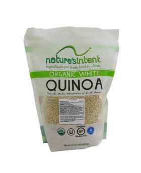 Nature's Intent Organic White Quinoa 2 Lbs.