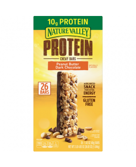 Nature Valley Protein Chewy Bars 1.42 Oz. 26 Bars