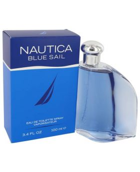 Nautica Blue Sail 3.4 Fl. Oz. Eau De Toilette Men