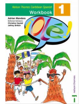 OLE: Nelson Thornes Caribbean Spanish Workbook 1 - Adrian Mandara