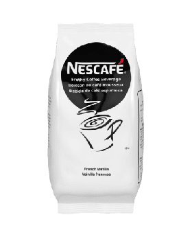 NESCAFÉ French Vanilla Frothy Powder Mix  2 lb