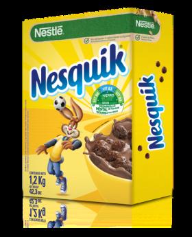 Nesquik Chocolate Cereal 1.2 Kg/2.64 Lbs.