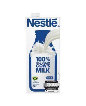 Nestle 100% Full Cream Cow's Milk 1 Litre 12 Pack