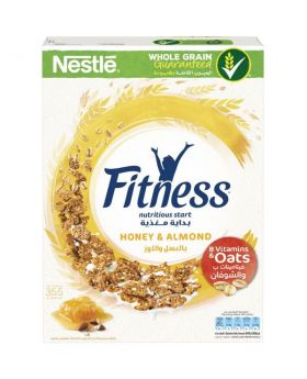 Nestle Fitness Honey and Almond