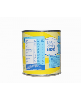 NESTLÉ Green Butterfly Sweetened Condensed Filled Milk 395g Back View